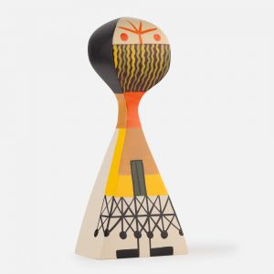 Wooden doll Nº 13