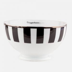 Bowl black and white