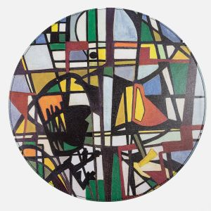 Composition (1951) table mat