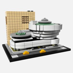 Solomon R. Guggenheim Museum Nueva York LEGO®